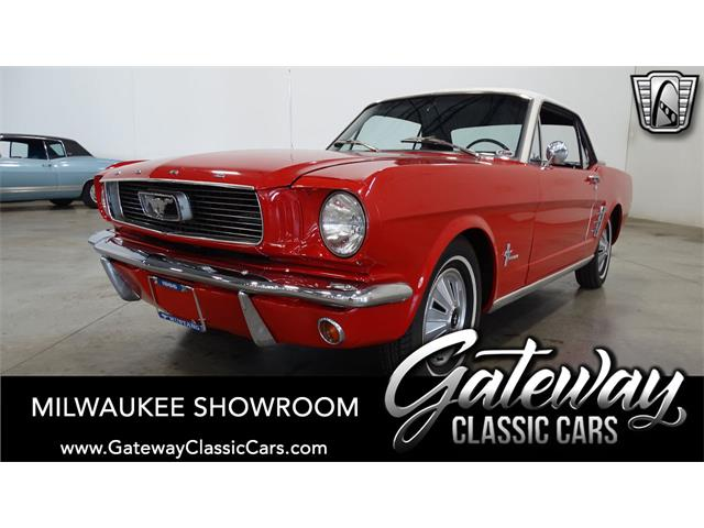 1966 Ford Mustang (CC-1471316) for sale in O'Fallon, Illinois