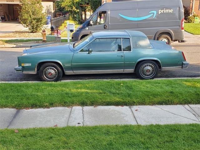1981 Cadillac Eldorado (CC-1471320) for sale in Cadillac, Michigan