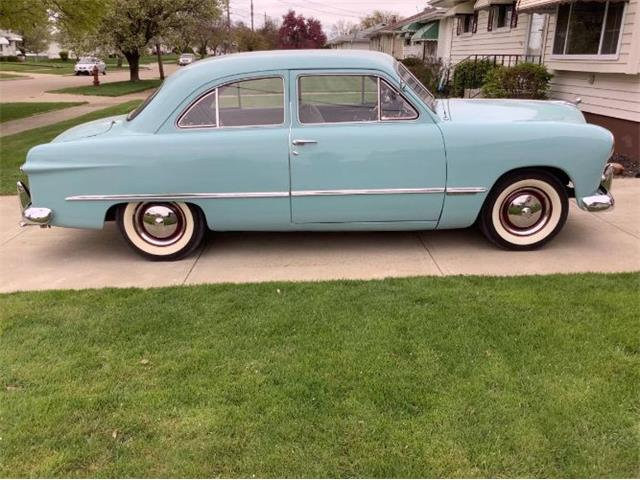 1949 Ford Custom (CC-1471325) for sale in Cadillac, Michigan