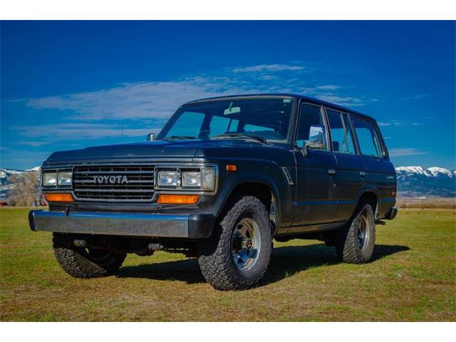 1989 Toyota Land Cruiser FJ (CC-1471329) for sale in Cadillac, Michigan
