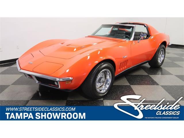 1969 Chevrolet Corvette (CC-1470134) for sale in Lutz, Florida