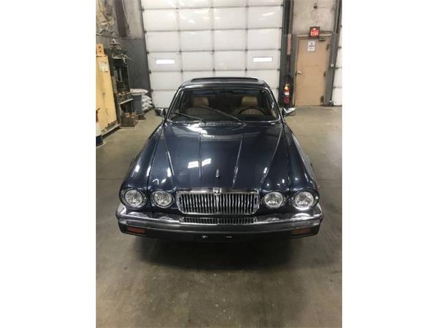 1987 Jaguar XJ6 (CC-1471340) for sale in Cadillac, Michigan