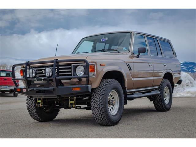 1986 Toyota Land Cruiser FJ (CC-1471343) for sale in Cadillac, Michigan