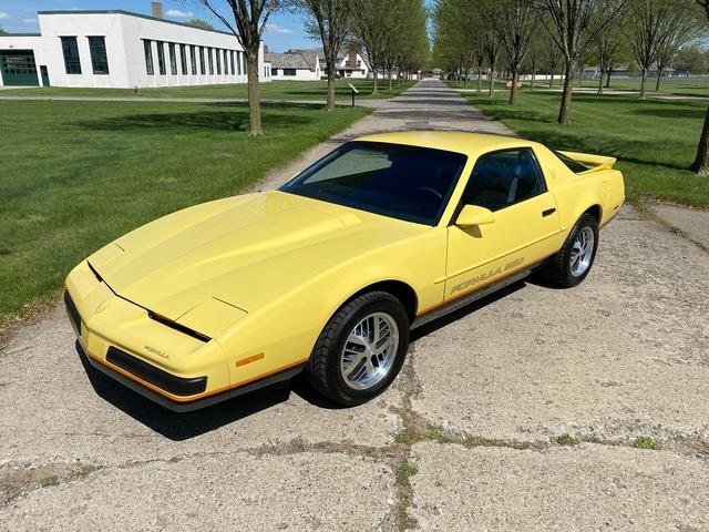 1987 Pontiac Firebird (CC-1471345) for sale in Shelby Township, Michigan