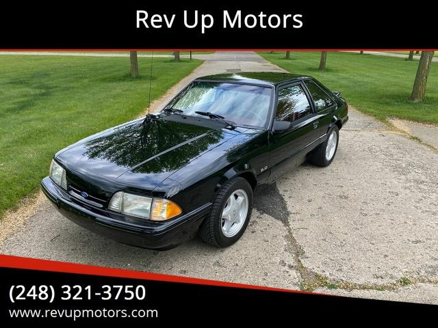 1993 Ford Mustang (CC-1471348) for sale in Shelby Township, Michigan
