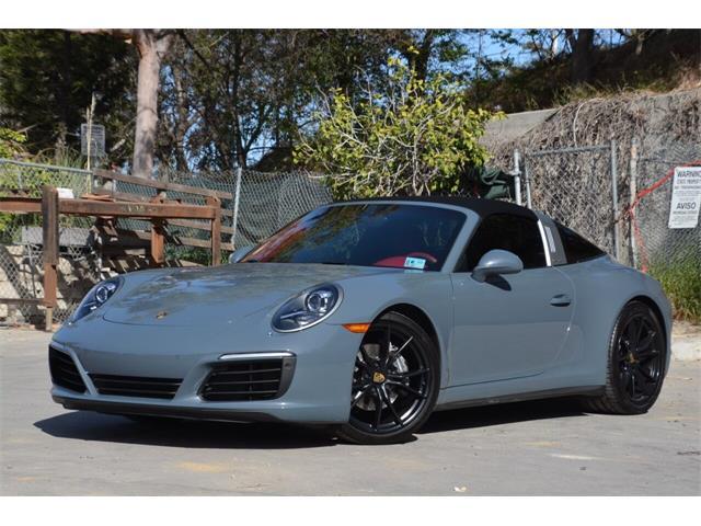 2017 Porsche 911 (CC-1471349) for sale in Santa Barbara, California