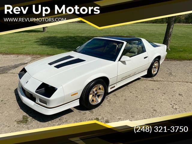 1986 Chevrolet Camaro (CC-1471350) for sale in Shelby Township, Michigan