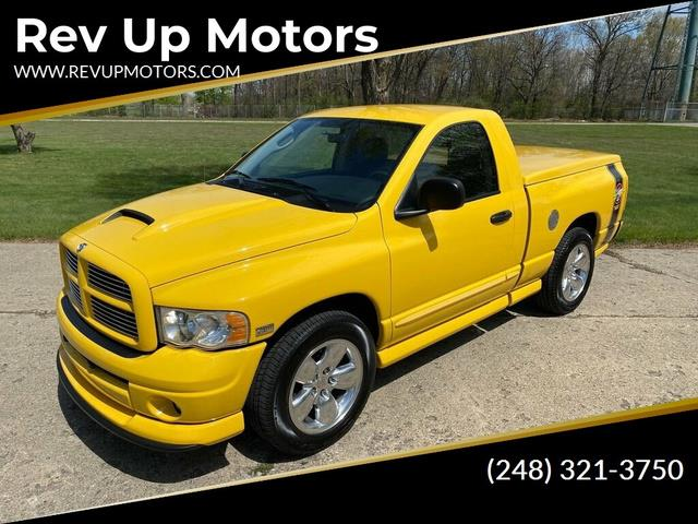 2004 Dodge Ram 1500 (CC-1471353) for sale in Shelby Township, Michigan