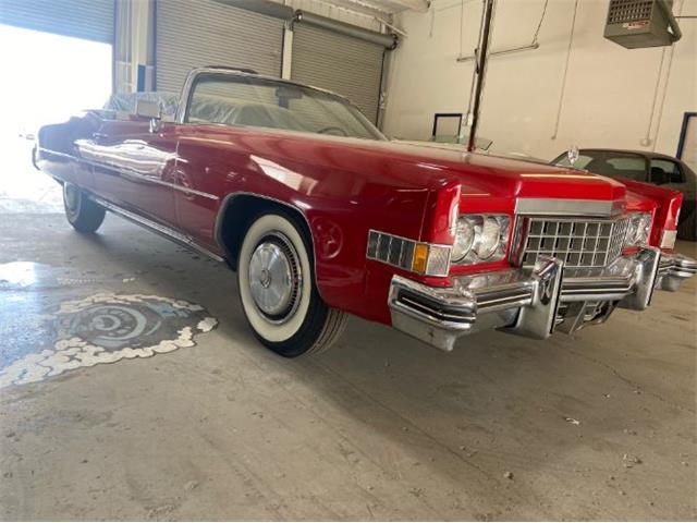 1973 Cadillac Eldorado (CC-1471357) for sale in Cadillac, Michigan