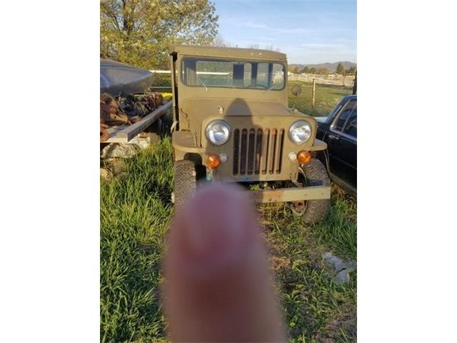 1954 Willys Jeep (CC-1471358) for sale in Cadillac, Michigan