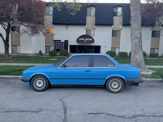 1988 BMW 325 (CC-1471360) for sale in Cadillac, Michigan