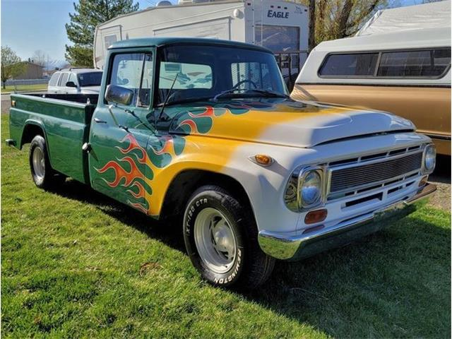 1968 International Harvester (CC-1471362) for sale in Cadillac, Michigan