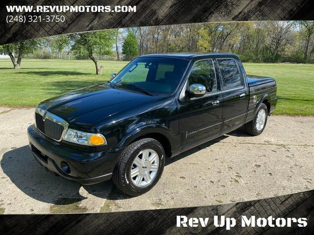 2002 Lincoln Blackwood Pickup (CC-1471363) for sale in Shelby Township, Michigan