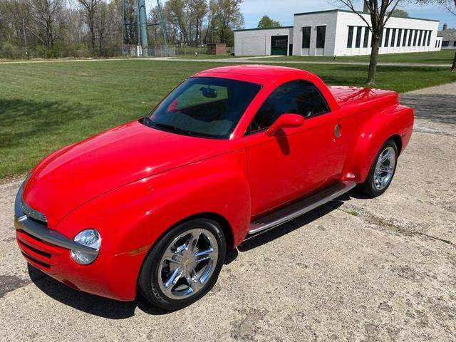 2004 Chevrolet SSR (CC-1471368) for sale in Shelby Township, Michigan