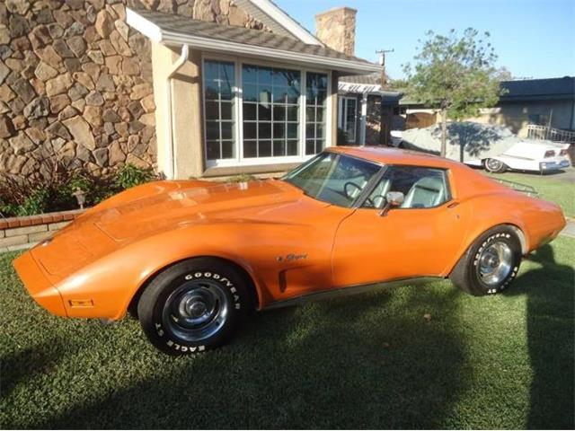1974 Chevrolet Corvette (CC-1471369) for sale in Cadillac, Michigan