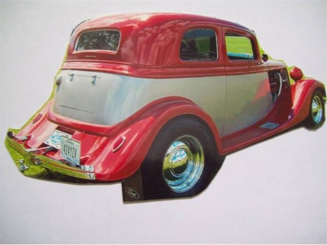 1933 Ford Victoria (CC-1471377) for sale in Cadillac, Michigan