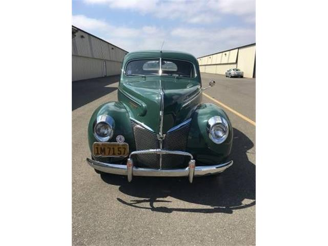 1940 Mercury Coupe (CC-1471380) for sale in Cadillac, Michigan