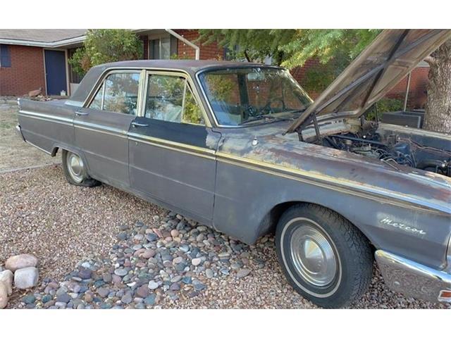 1963 Mercury Meteor (CC-1471386) for sale in Cadillac, Michigan