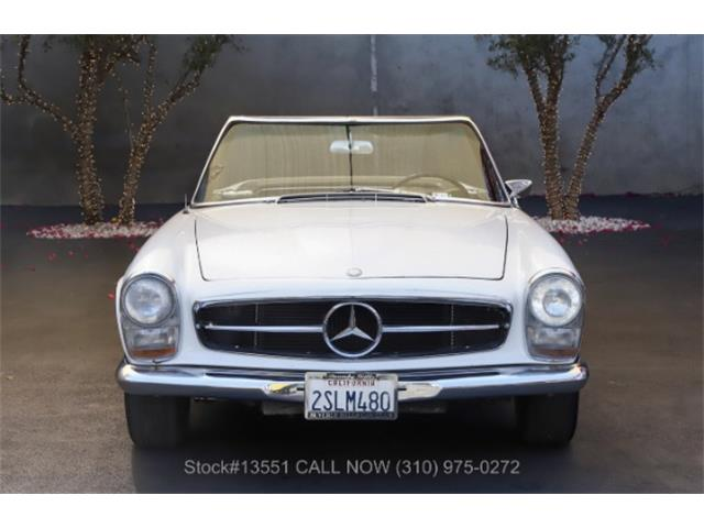 1967 Mercedes-Benz 250SL (CC-1470139) for sale in Beverly Hills, California