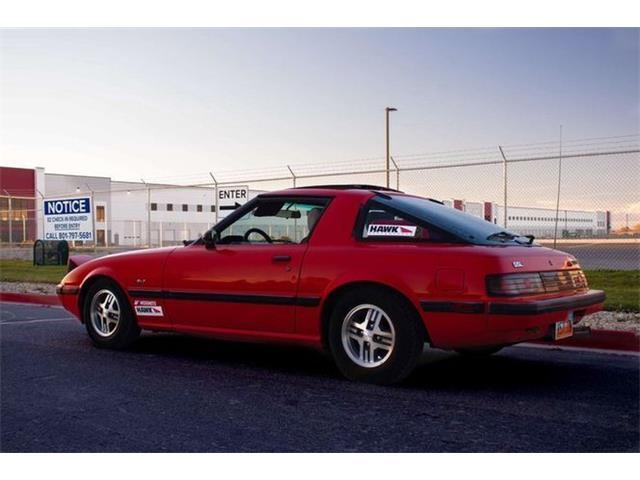 1985 Mazda RX-7 (CC-1471393) for sale in Cadillac, Michigan