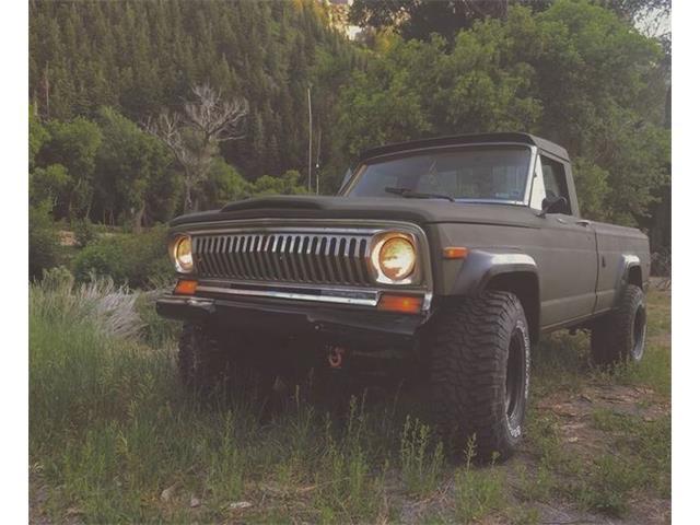 1976 Jeep CJ (CC-1471398) for sale in Cadillac, Michigan