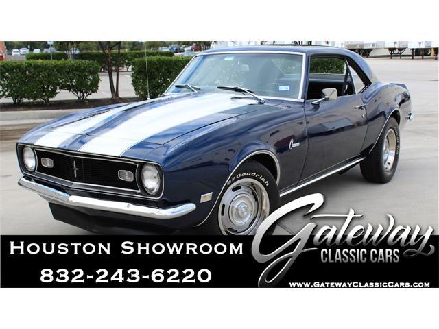 1968 Chevrolet Camaro (CC-1470140) for sale in O'Fallon, Illinois