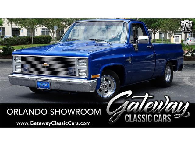 1985 Chevrolet C10 (CC-1471402) for sale in O'Fallon, Illinois