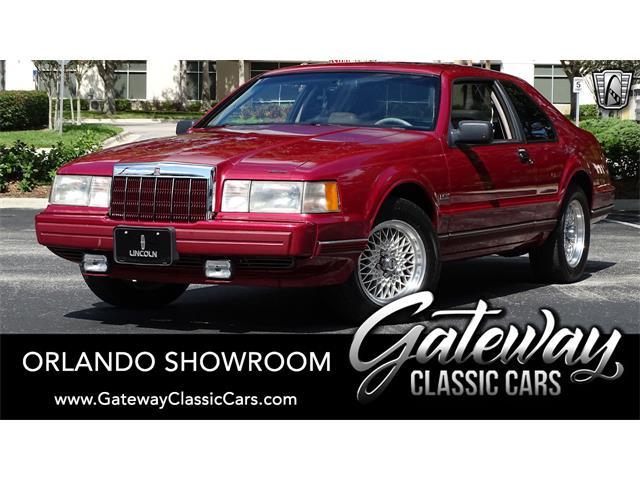 1990 Lincoln Mark VII (CC-1471403) for sale in O'Fallon, Illinois