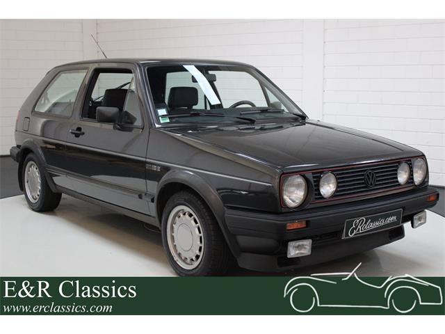 1986 Volkswagen Golf (CC-1471418) for sale in Waalwijk, Noord Brabant