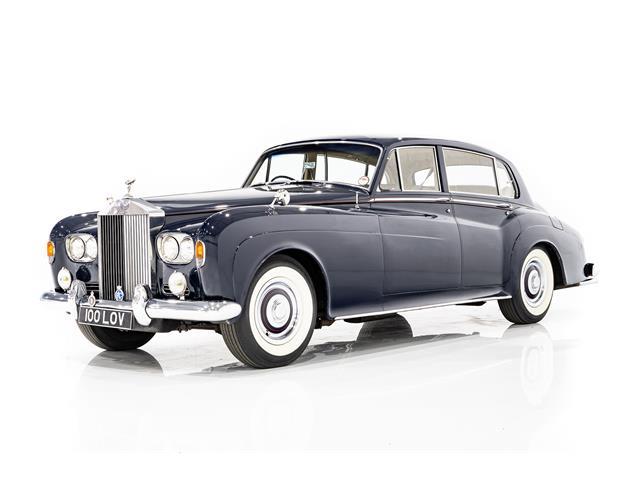 1963 Rolls-Royce Silver Cloud III (CC-1471424) for sale in st-leonard, Quebec