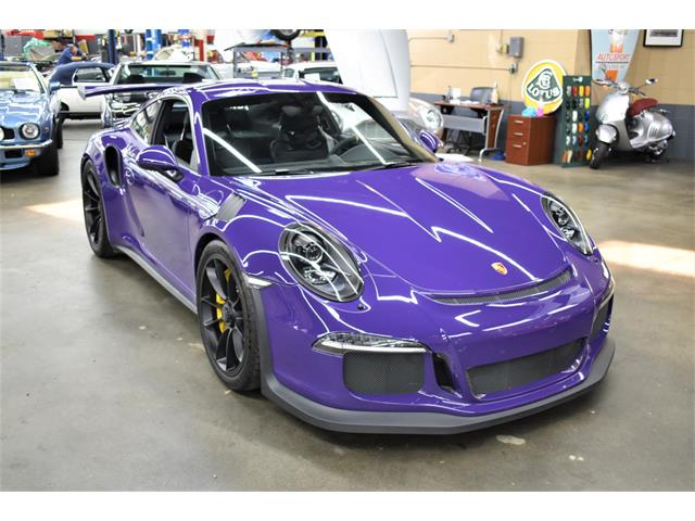 2016 Porsche 911 GT3 RS (CC-1471427) for sale in Huntington Station, New York
