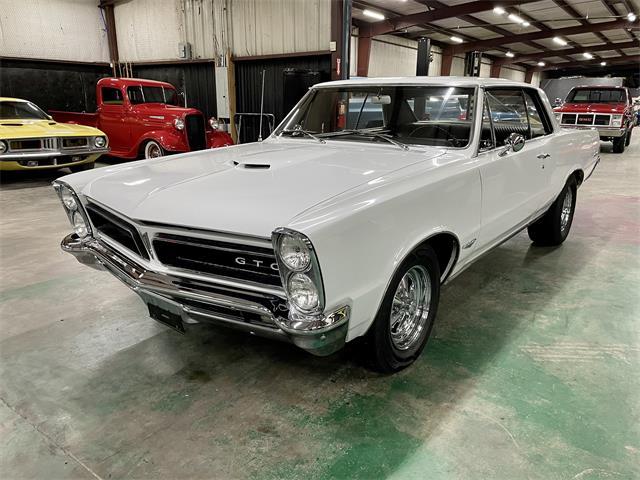 1965 Pontiac GTO (CC-1471428) for sale in Sherman, Texas