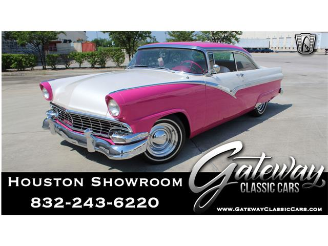 1956 Ford Victoria (CC-1470143) for sale in O'Fallon, Illinois