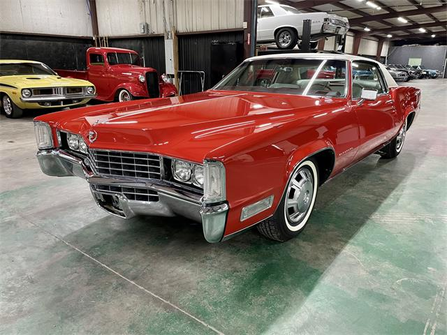 1968 Cadillac Eldorado (CC-1471430) for sale in Sherman, Texas