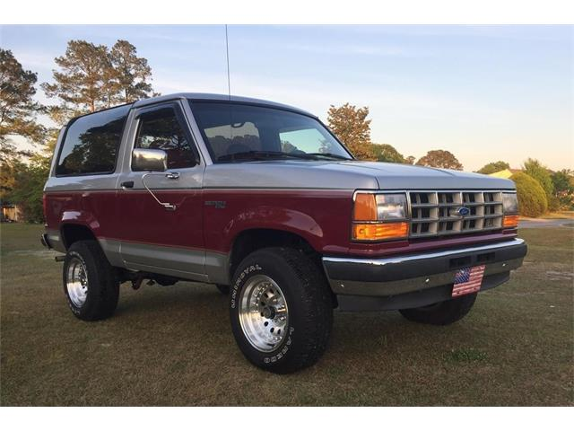1989 Ford Bronco II (CC-1471431) for sale in Washington, North Carolina
