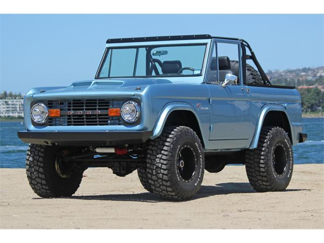 1975 Ford Bronco (CC-1471440) for sale in SAN DIEGO, California