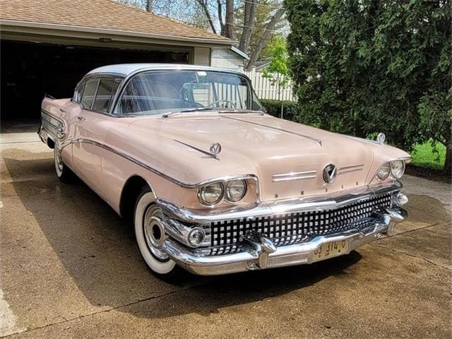 1958 Buick Roadmaster (CC-1471441) for sale in Mundelein, Illinois