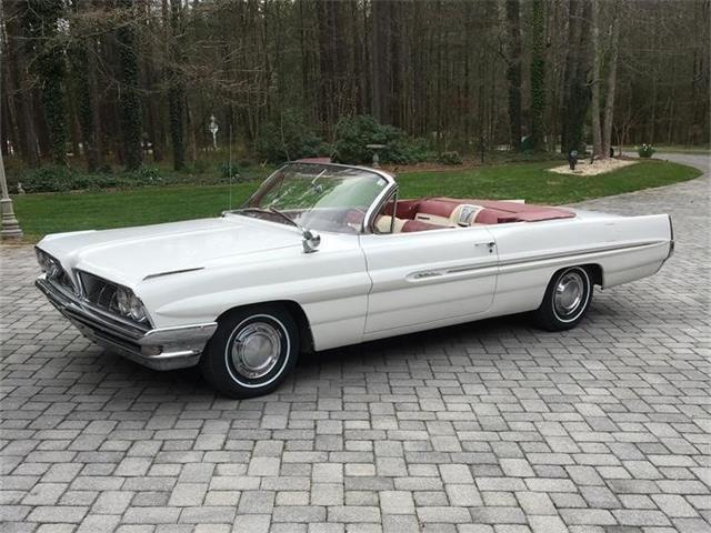 1961 Pontiac Catalina (CC-1471443) for sale in Mechanicsville, Virginia