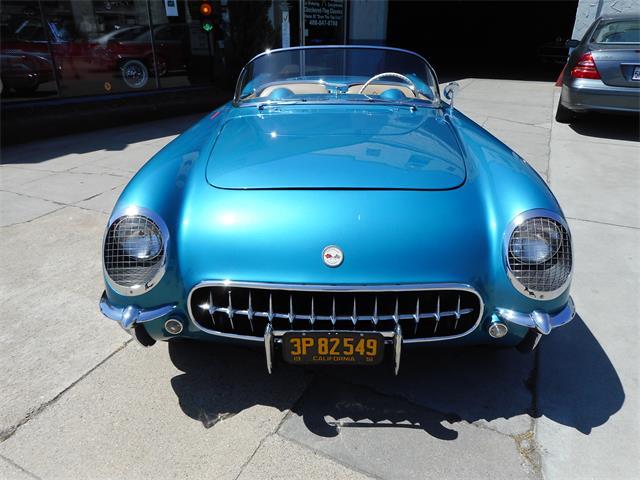 1954 Chevrolet Corvette (CC-1471452) for sale in Gilroy, California