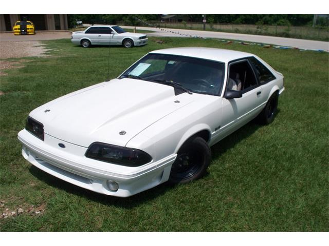 1990 Ford Mustang (CC-1471453) for sale in CYPRESS, Texas