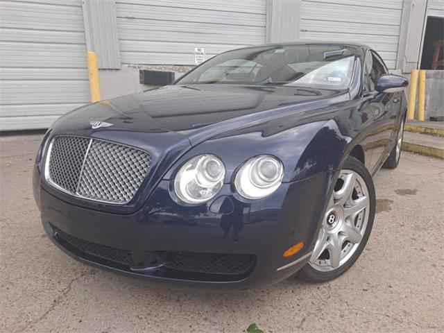 2007 Bentley Continental (CC-1471455) for sale in Houston, Texas