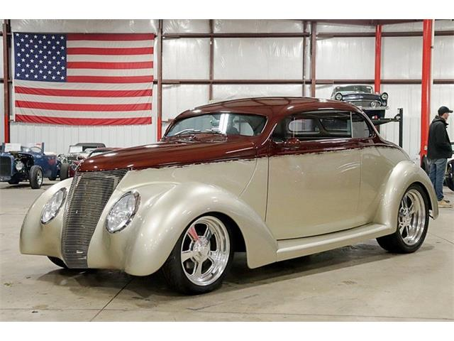 1937 Ford Coupe (CC-1471477) for sale in Kentwood, Michigan