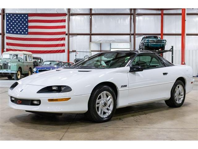 1995 Chevrolet Camaro (CC-1471479) for sale in Kentwood, Michigan
