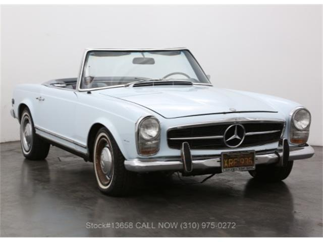 1968 Mercedes-Benz 250SL (CC-1470148) for sale in Beverly Hills, California