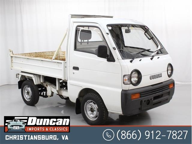 1995 Suzuki Carry (CC-1471480) for sale in Christiansburg, Virginia