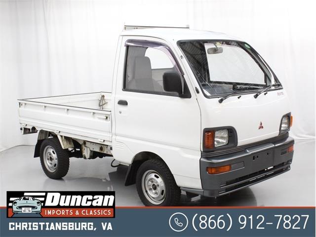 1994 Mitsubishi Minicab (CC-1471483) for sale in Christiansburg, Virginia