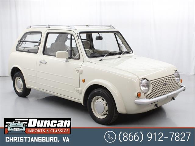 1989 Nissan Pao (CC-1471484) for sale in Christiansburg, Virginia