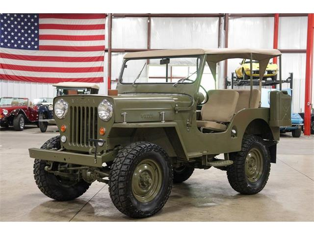 1953 Willys Jeep (CC-1471485) for sale in Kentwood, Michigan