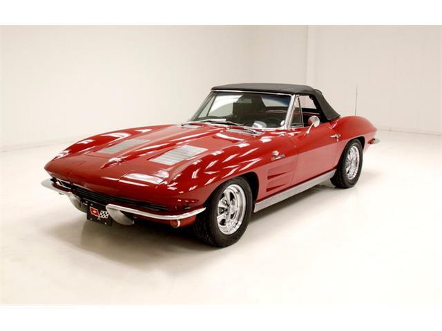 1963 Chevrolet Corvette (CC-1471489) for sale in Morgantown, Pennsylvania