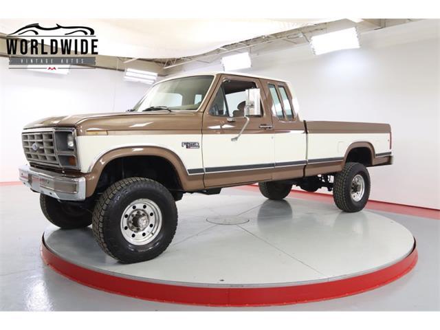 1986 Ford F250 (CC-1471492) for sale in Denver , Colorado